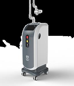 HL-1R射频数字點陣激光治療機(无烟环保机型)